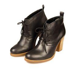 Ankle Boot Black 377 Agatha
