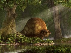 glyptodon_by_deskridge-d6ewi75.jpg (1024×768)