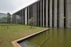 Ministry of Justice 03 by weyerdk, via Flickr