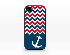 TIP133 Chevron Anchor iPhone 4 case iPhone 4s case by TnPStudio, $5.99