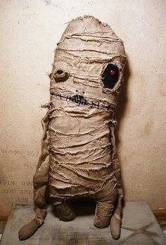 The Mummy by junkerjane, via Flickr
