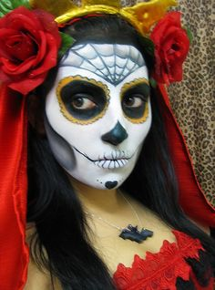 Halloween #DayoftheDead #sugarskull
