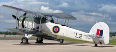 Historic Flight Royal Navy Fairey Swordfish LS326 © Lee Howard