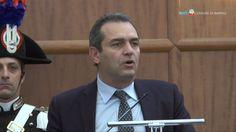 Napoli, De Magistris all'inaugurazione dell'anno giudiziario Tar [video]