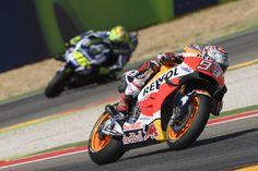 ホンダ:MotoGP 第14戦 アラゴンGP 決勝レポート  [F1 / Formula 1]