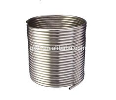 sus 304 OD 5mm 3/8 inch 50' Stainless Steel coil Tube / pipe