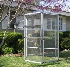 Bandobi Pet Products introduces Purr-Secure(TM) Outdoor Cat Enclosures