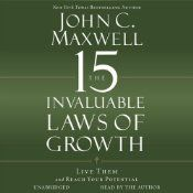 Are there tried and true principles that are always certain to help a person grow? John Maxwell says the answer is yes. He has been passionate about personal development for over 50 years, and for the first time, he teaches everything he has gleaned about what it takes to reach our potential. In the way that only he can communicate, John teaches The Law of the Mirror: You Must See Value in Yourself to Add Value to Yourself, The Law of Awareness: You Must Know Yourself to Grow Yourself, and…