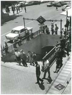 Villa, City, Vintage Photographs, Metro Station, B W Photos, Trains, Walks, City Drawing, Fork