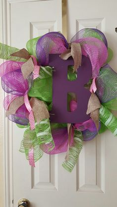 Just Because wreath