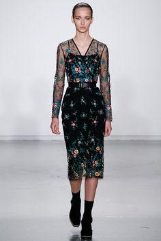 Suno Fall 2015 Ready-to-Wear - Collection - Gallery - Style.com #NYFW