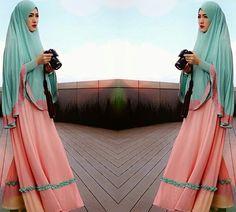Hijab Syar'i Lyra Virna