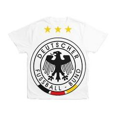 GERMANY * champion * <3 Deutscher fussball bund Men's All Over Print T-Shirt!  For other products, go to: http://www.cafepress.com/worldcupsoccertees1/11370030