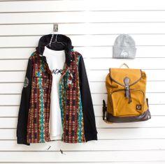 Jacket the Ripper! #sweetsktbs #fredperry #hype #thehundreds #streetwear #inka