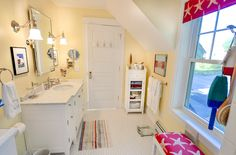 bathroom color Our Own SoPo Cottage - Before & After