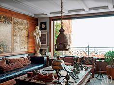 Hakan Ezer: Istanbul living room