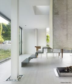 justthedesign: TheEINS House By Óscar Pedrós Photography ByHéctor Santos-Diez
