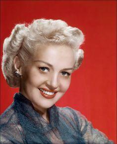 Betty Grable, c. 1949 - 1950