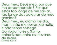 Mensagem bíblica extraída do livro de Salmos, para compartilhar com você a Palavra de Deus na internet.