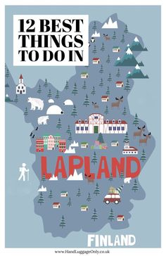 12 Best Things to Do in Lapland, Finland Top Travel Destinations, Europe Travel Guide, Places To Travel, Finland Destinations, Nightlife Travel, Holiday Destinations, Lappland, Travel Goals, Travel Advice