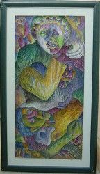 Mmakgabo Helen Sebidi African, Fine Art, Artwork, Painting, Work Of Art, Auguste Rodin Artwork, Painting Art, Artworks, Paintings