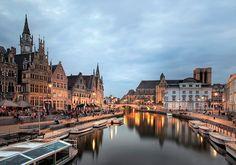 Gent, de vijf tips van… - Nomad & Villager