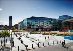 Grand Canal Square 9
