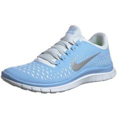 Nike Performance NIKE FREE 3.0 V4 Lightweight running shoes ($160) ❤ liked on Polyvore
