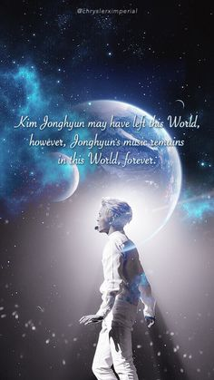 Rest in Peace Kim Jonghyun ♥️ ~ He may have left this world, however, His music shall remain in this world, forever ~ Shinee Jonghyun, Love U Forever, Memories Quotes, Angels In Heaven, Kdrama Actors, Rest In Peace, Dream Guy, Kpop Aesthetic, Angel Wallpaper