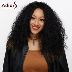 SHARE & Get it FREE   Adiors Synthetic Medium Afro Curly WigFor Fashion Lovers only:80,000+ Items·FREE SHIPPING Join Dresslily: Get YOUR $50 NOW!