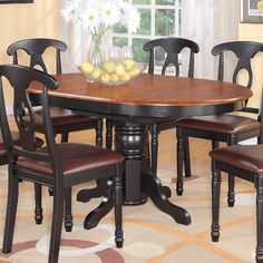 East West Furniture Kenley Dining Table