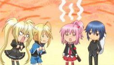 Utau, Tadase, Amu and Ikuto Shugo Chara, Anime Love Couple, Cute Anime Couples, Anime Wolf, Anime Manga, Kero Sakura, Animes To Watch, Manga Story, Japanese Drama
