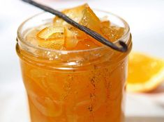 Confiture d'oranges - Recettes - Amazing Foods Menu Recipes Healthy Eating Tips, Healthy Nutrition, Vegetable Drinks, Canning Recipes, Food Menu, Fruits And Vegetables, Peanut Butter, Tasty, Meals