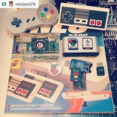 Something we loved from Instagram! #Repost nesland78 with repostappRetro Total Kit 20#nes #nintendo #raspberrypi #retropie #supernintendo #snes #sega #thenesbook #nesbook #famicom #nintendolife #retro #retrogames #retrogaming #retrogamer #videogames #videojuegos #8bit #16bit #geek #gadget #gamer #megaman #mariobros #zelda #piplay #kodi#pastgen by sheba_oren Check us out http://bit.ly/1KyLetq