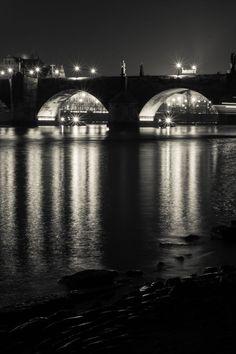 The Charles bridge by Yanny