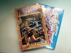 Mangás Fairy Tail,No Game No Life e Usagi Drop #mangás #NoGameNoLife #UsagiDrop #mangásPT #mangá #anime