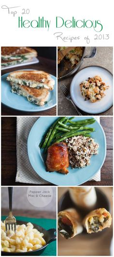 Top 20 Recipes of 2013   @Lauren Davison Keating   Healthy-Delicious.com