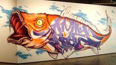Graffiti by Chivitz