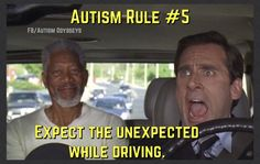 Yes, especially if it involves poop or staying in the seatbelt!