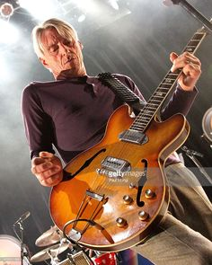 Paul Weller performs in concert at the 9:30 Club on June 9, 2015 in Washington, DC.