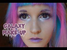 Auri Daer: Long time no see... & Galaxy Make-up video