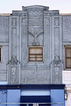 #ArtDeco | 304 W Anaheim Street, Long Beach, California