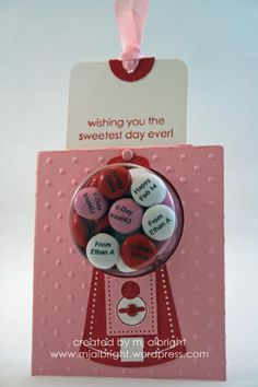 Posts about Mary Jo Albright, Independent Stampin' Up! Demonstrator, Harrisburg PA written by mjalbright Valentine Treats, Love Valentines, Valentine Day Cards, Shaker Cards, Stamping Up, Kids Cards, Homemade Cards, Stampin Up Cards, Paper Crafting