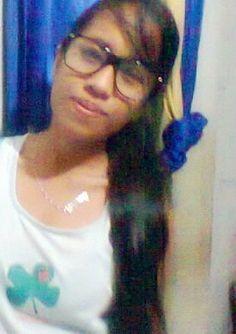 glasses girl :v