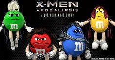 ¡Yo soy APOCALIPSIS! ¿Quieres descubrir que personaje de X-Men eres tú? ¡No te pierdas este test de película!