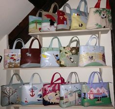 #ImDreamingOf...a new picture bag to join the picture bag wall.