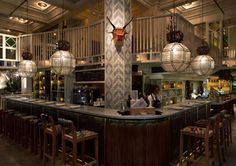 Restaurante Iberica London -  Designer Lazaro Rosa Violan