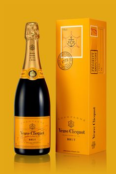 The Dieline Awards 2015: 1st Place Wine, Champagne- Clicquot Mail collection — The Dieline - Package Design Resource