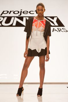Kentaro Project Runway New York Fashion Week Looks