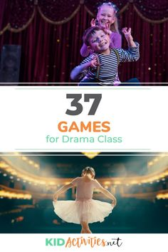 These fun drama games and activity ideas are sure to bring hours of fun and laughter to the drama team or department. These games can be used as warm-ups, team building games, or just activities to have fun. Drama Activities, Special Education Activities, Holiday Activities For Kids, Fun Classroom Activities, Drama Games, Games For Toddlers, School Fun, Middle School, High School